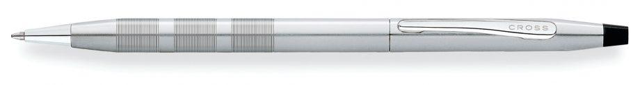 Classic Century Satin Chrome Ballpoint Pen