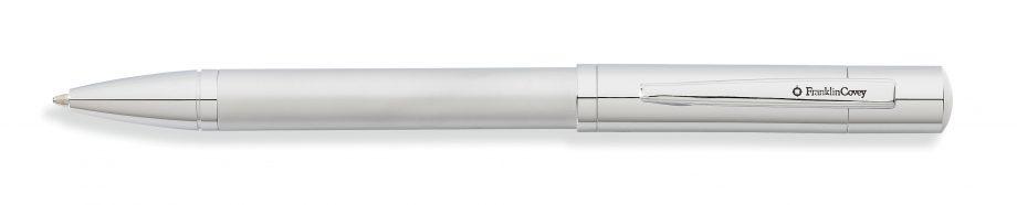 Greenwich Satin Chrome Ballpoint Pen