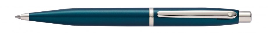 Sheaffer VFM Peacock Blue Ballpoint Pen
