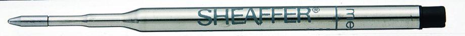 """Sheaffer® Ballpoint Refill """"K"""" Style - Black Medium - Blister Card"""