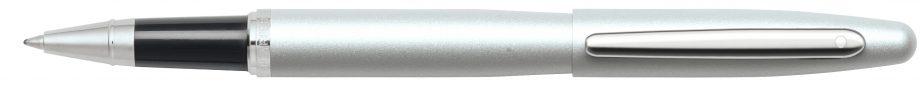 Sheaffer® VFM Strobe Silver Rollerball Pen