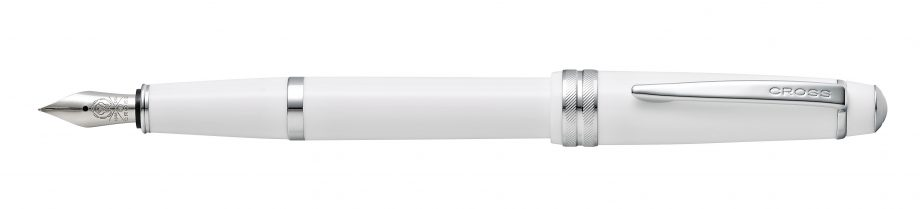 Cross Bailey Light™ Polished White Resin Fountain Pen