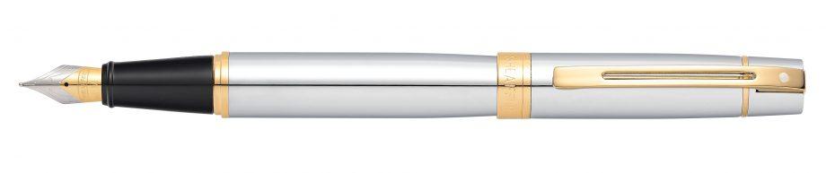 Sheaffer® 300 Chrome Fountain Pen