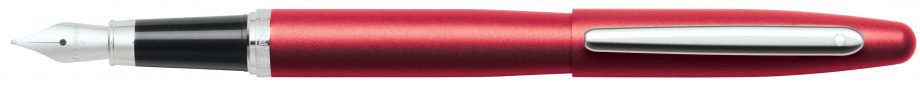 Sheaffer VFM Excessive Red Fountain Pen w/ Medium Nib