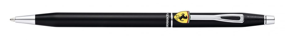 Cross Classic Century Collection for Scuderia Ferrari Matte Black Ballpoint Pen