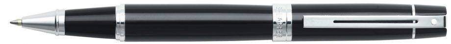 Sheaffer® 300 Glossy Black Rollerball Pen