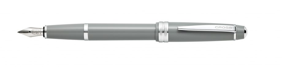 Cross Bailey Light™  Polished Gray Resin Fountain Pen