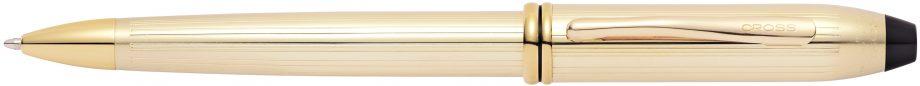 Townsend® 10KT Gold Filled/Rolled Gold Ballpoint Pen