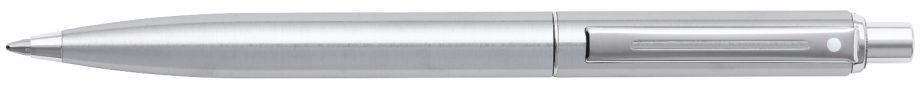 Sheaffer® Sentinel Brushed Chrome Barrel & Trim Ballpoint Pen