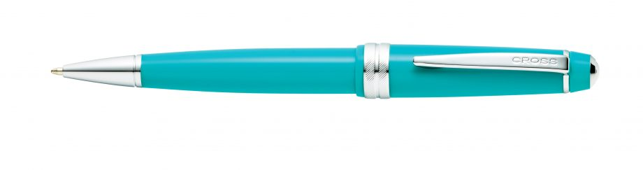 Cross Bailey Light™  Polished Teal Resin Ballpoint Pen