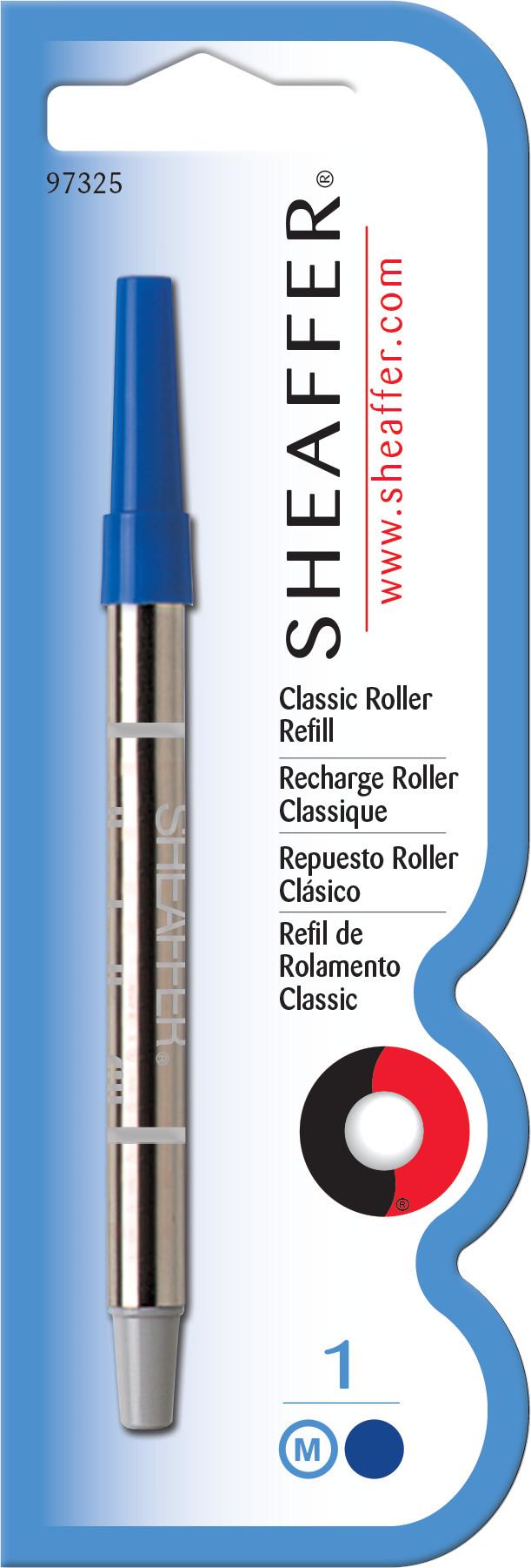 Sheaffer® Classic Rollerball Refill - Blue Medium - Blister Card