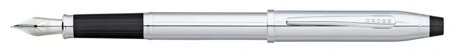 Cross Century II Lustrous Chrome Fountain Pen