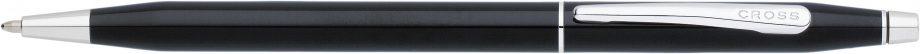Classic Century Black Lacquer Ballpoint Pen