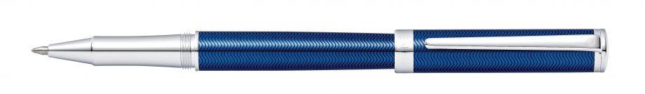 Sheaffer® Intensity® Engraved Translucent Blue Rollerball Pen