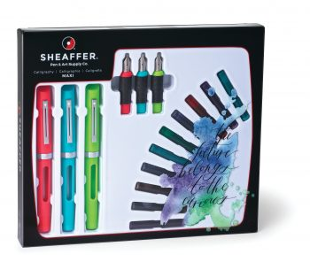 Sheaffer® Viewpoint®  Calligraphy Maxi Kit