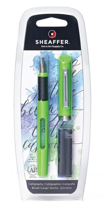 Sheaffer® Viewpoint®  Calligraphy Broad Nib Fountain Pen