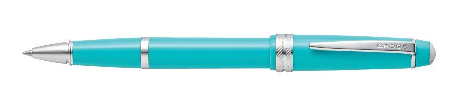 Cross Bailey Light™ Polished Teal Resin Rollerball Pen