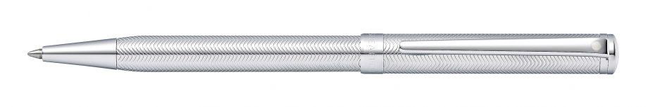 Sheaffer® Intensity® Engraved Chrome Ballpoint Pen