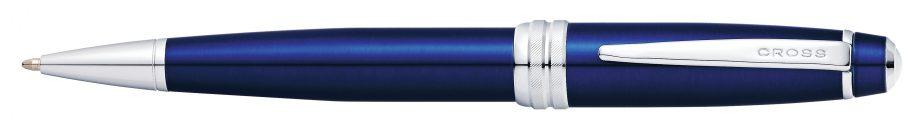Bailey Blue Lacquer Ballpoint Pen