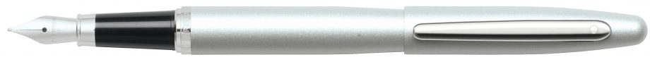 Sheaffer® VFM Strobe Silver Fountain Pen