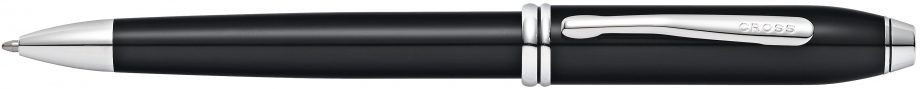 Townsend® Black Lacquer Ballpoint Pen