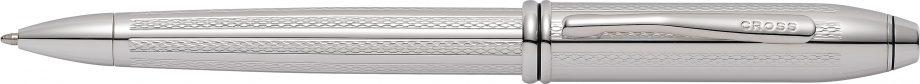 Townsend® Platinum Plated Ballpoint Pen