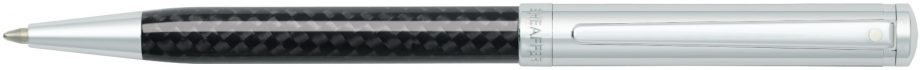 Sheaffer® Intensity® Carbon Fiber Barrel and Chrome Cap Ballpoint Pen
