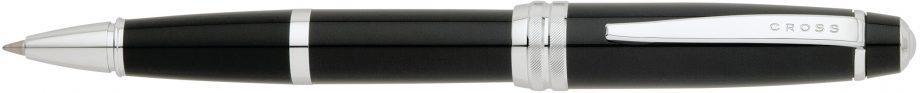 Bailey Black Lacquer Rollerball Pen