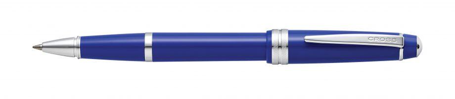 Cross Bailey Light™  Polished Blue Resin Rollerball Pen
