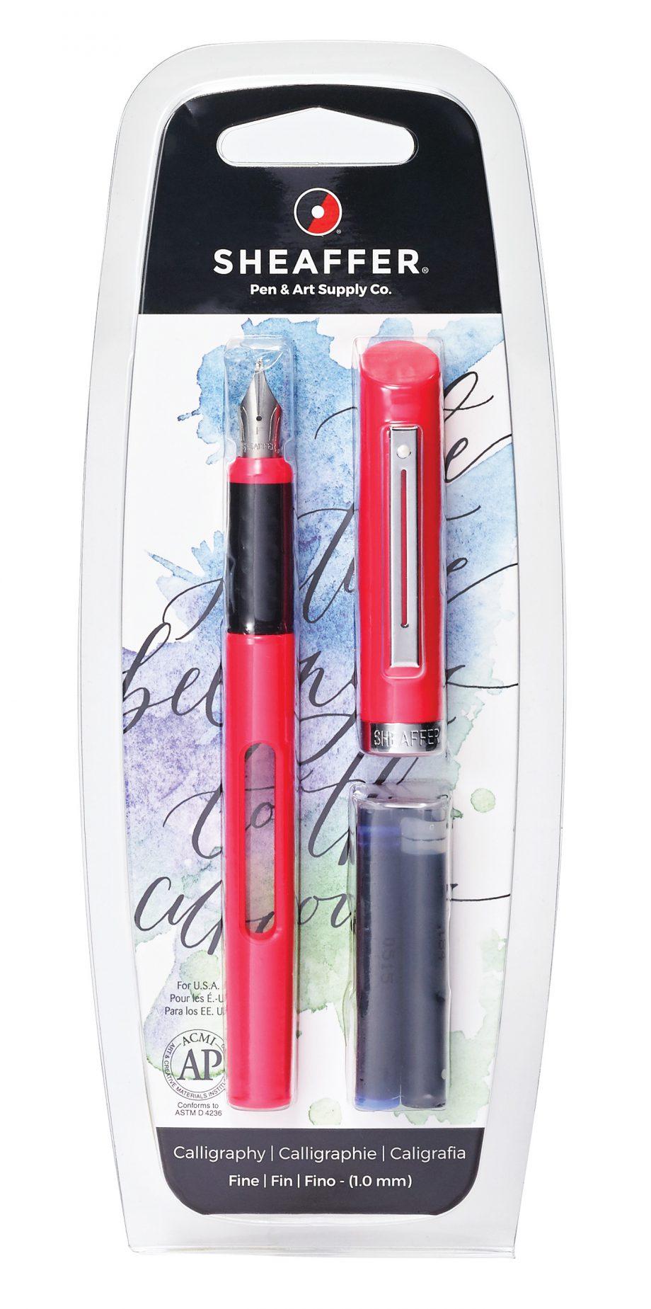 Sheaffer® Viewpoint®  Calligraphy Fine Nib Fountain Pen