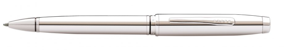 Coventry Polished Chrome Ballpoint Pen