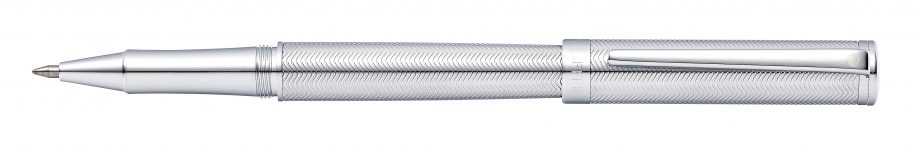 Sheaffer® Intensity® Engraved Chrome Rollerball Pen