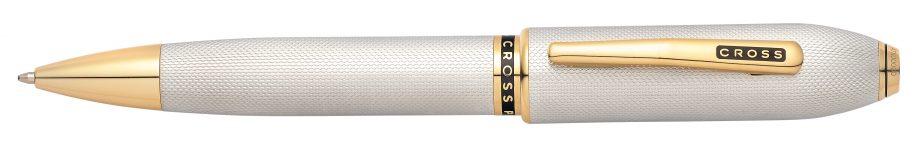 Peerless 125 Platinum Plated & Medalist Ballpoint Pen