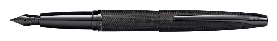 ATX Brushed Black Fountain Pen