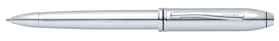 Townsend® Lustrous Chrome Ballpoint Pen