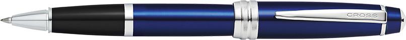 Bailey Blue Lacquer Rollerball Pen