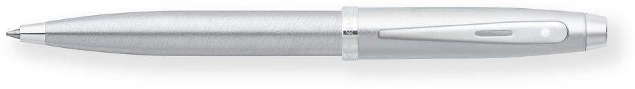 Sheaffer® 100 Brushed Chrome Ballpoint Pen