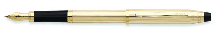 Century II Precious Metals 10KT Gold Filled/Rolled Gold Fountain Pen