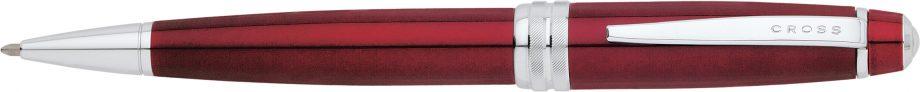 Bailey Red Lacquer Ballpoint Pen