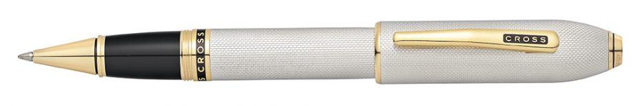 Peerless 125 Platinum Plated & Medalist Rollerball Pen