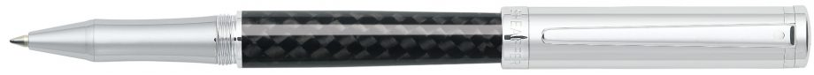 Sheaffer® Intensity® Carbon Fiber Barrel and Chrome Cap Rollerball Pen