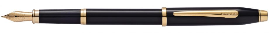 Century II Classic Black Fountain Pen