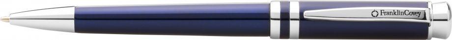 Freemont Blue Lacquer Ballpoint Pen